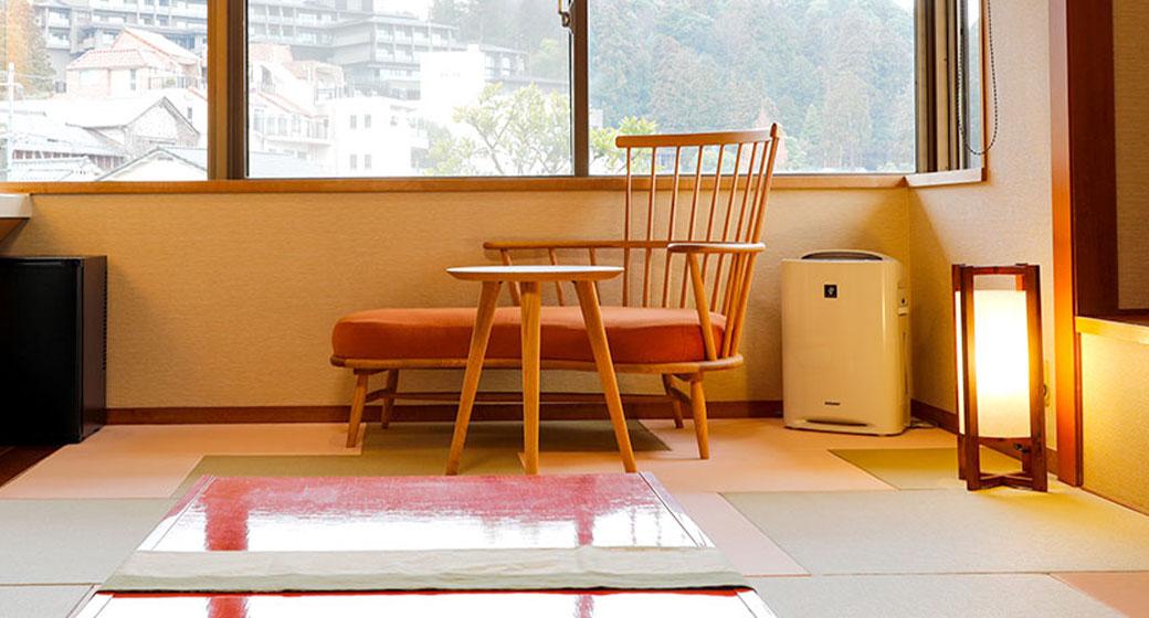 Hibari-no-ma (Lark room)