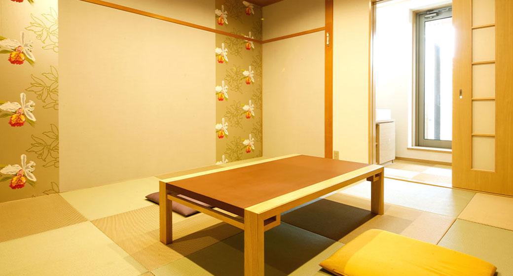 Mukudori-no-ma (starling room)